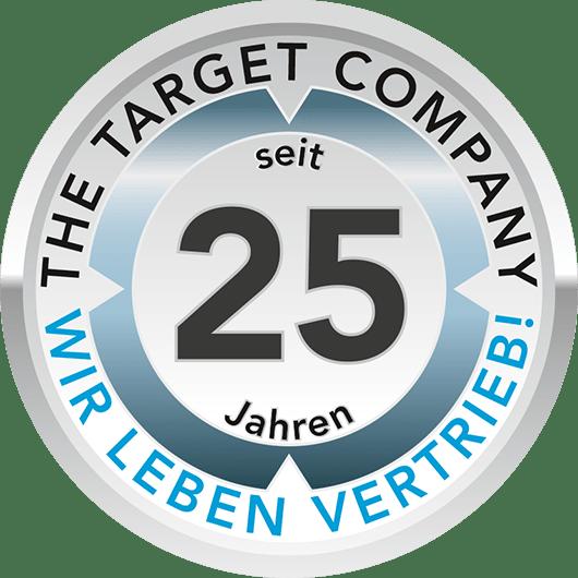 Logo: Siegel 25 Jahre -
